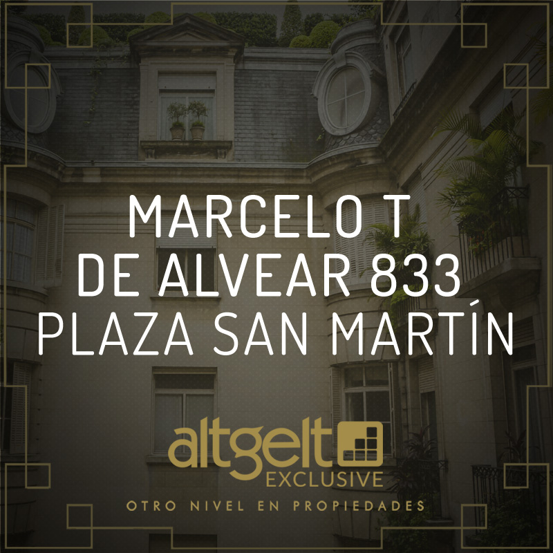 Altgelt for Marcelo t de alvear 1695